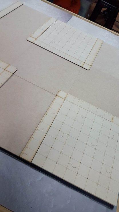 Footpath setup example 6