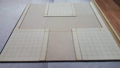 Footpath setup example 2